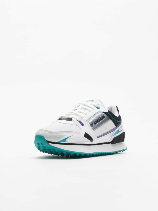 Puma Sneakers Mile Rider Sunny Gataway bialy