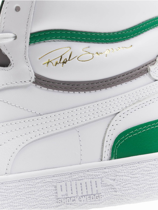 Puma Sneakers Ralph Sampson Mid bialy