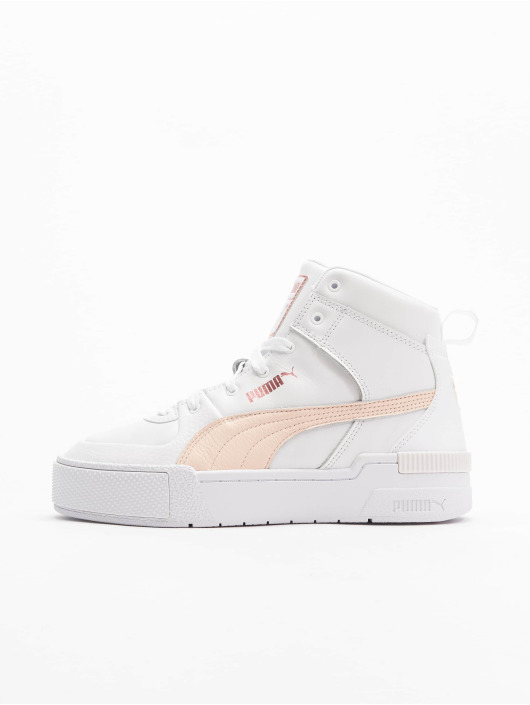 Puma Sneakers Cali Sport Top NS bialy