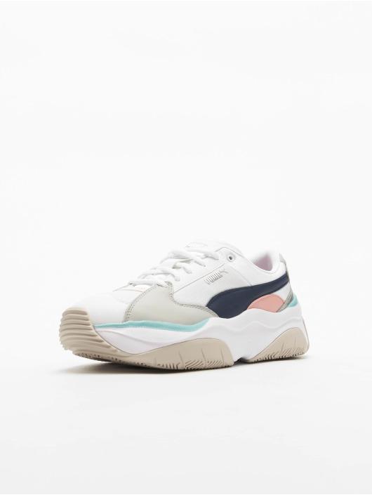 Puma Sneakers Storm.y Metallic biela