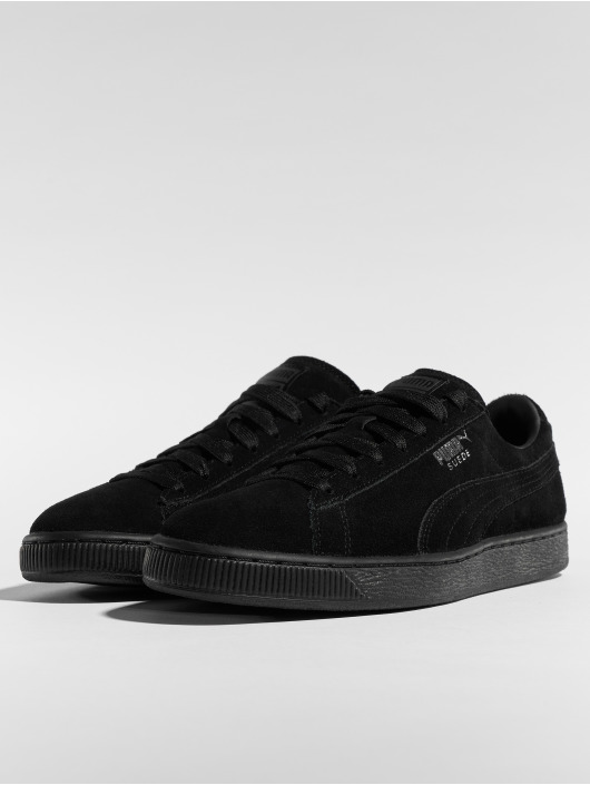 Puma Sneakers Suede black