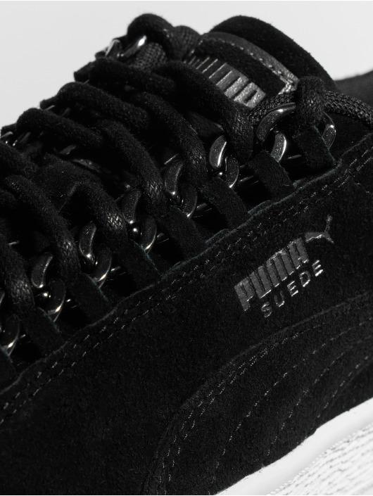 Puma Sneakers Suede Classic x Chain black