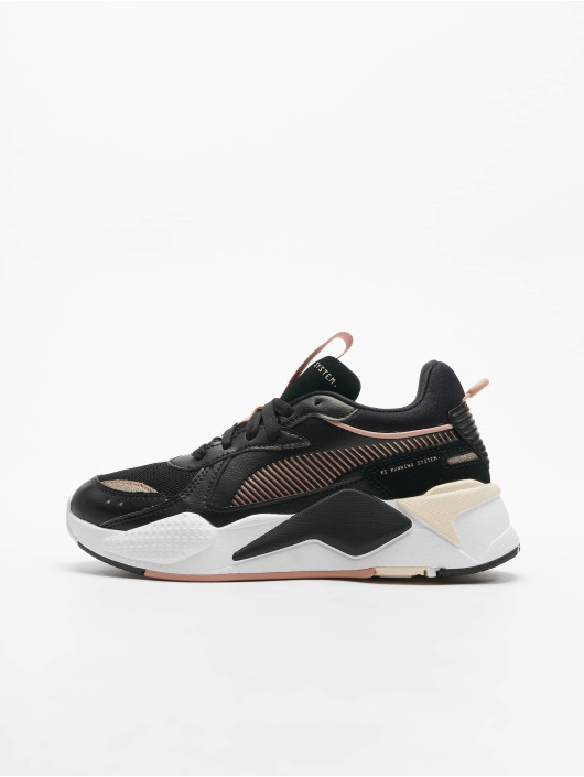 Puma Sneakers Mono Metal black