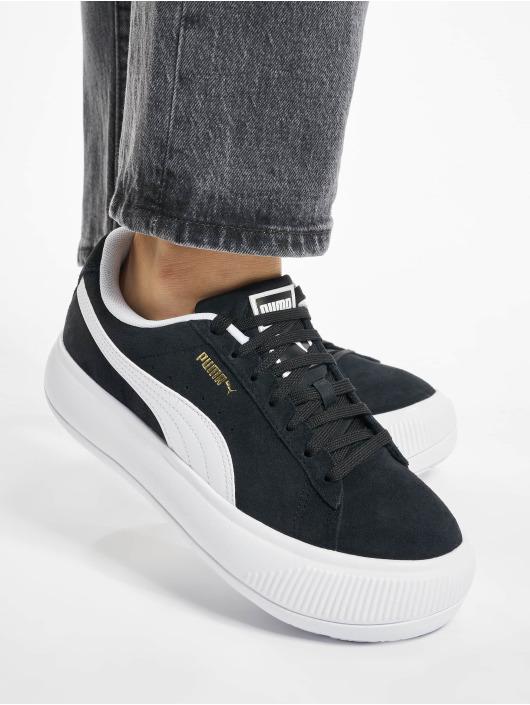 Puma Sneakers Suede Mayu black