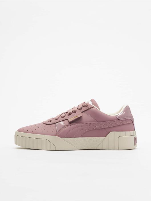 Puma Sneakers Cali Nubuck fialová