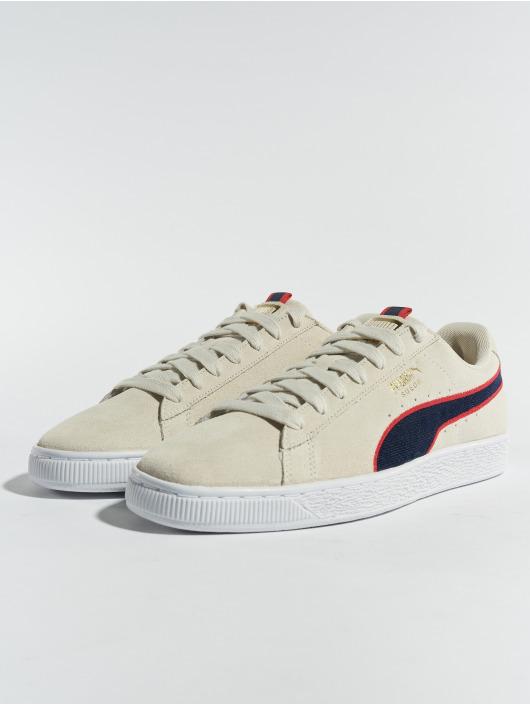 90c124507c9 Puma Sko / Sneakers Suede Classic Sport Stripes i grå 542637