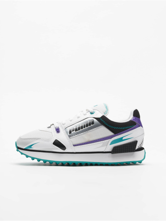 Puma Sneakers Mile Rider Sunny Gataway hvid