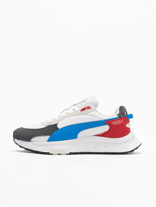 Puma Sneakers Wild Rider Rollin hvid