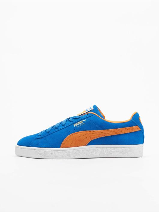 Puma Sneakers Suede Teams modrá