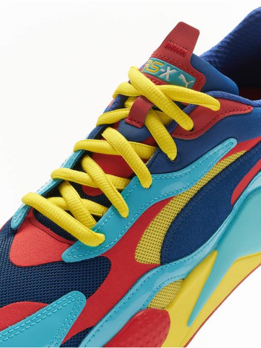Puma Sneakers RS-X³ Plastic niebieski