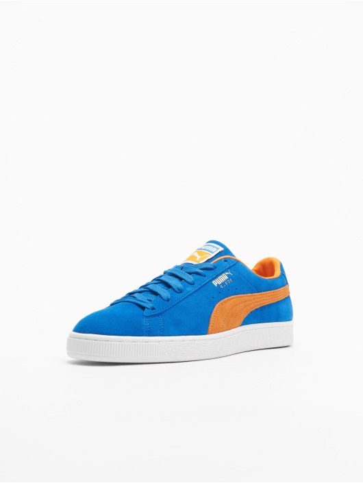 Puma Sneakers Suede Teams niebieski