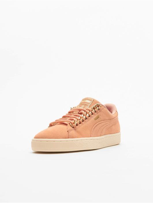 Puma Sneakers Suede Classic X pomaranczowy