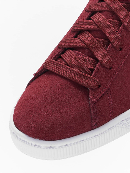 Puma Sneakers Suede Classic XXI röd