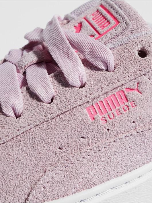 Puma Sneakers Suede Platform Street 2 rózowy