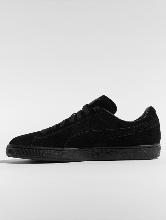 Puma Suede Classic Sneakers BlackDark Shadow