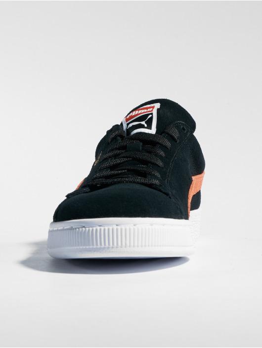 Puma Suede Classic Sneakers Puma BlackFirecrackerPuma White