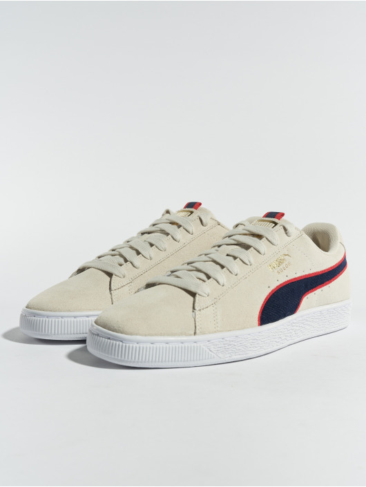 Puma Sneakers Suede Classic Sport Stripes szary