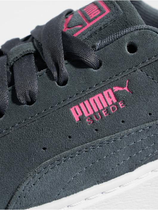 Puma Sneakers Suede Platform Street 2 szary