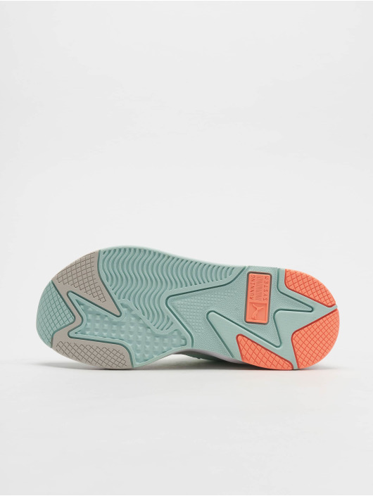Puma Sneakers Rs-X Tracks turquoise