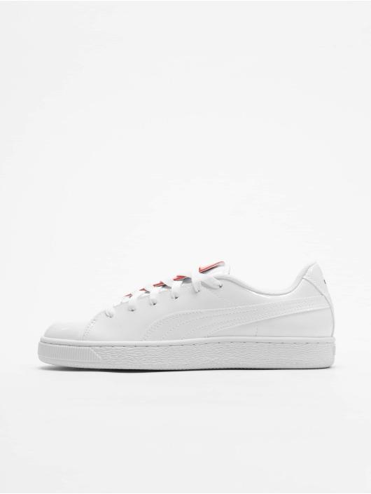 Puma Sneakers Basket Crush Sneakers white