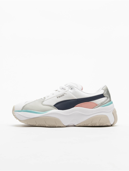 Puma Sneakers Storm.y Metallic white