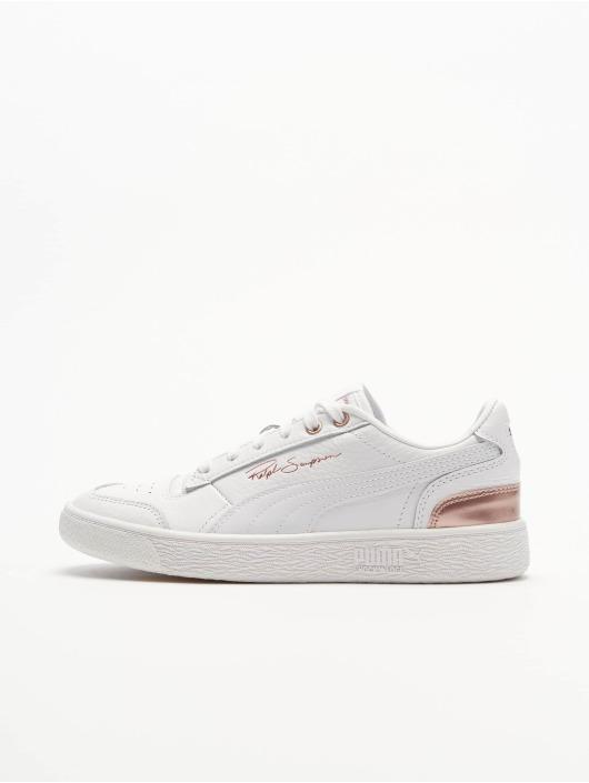 Puma Sneakers Ralph Sampson Low Metal white