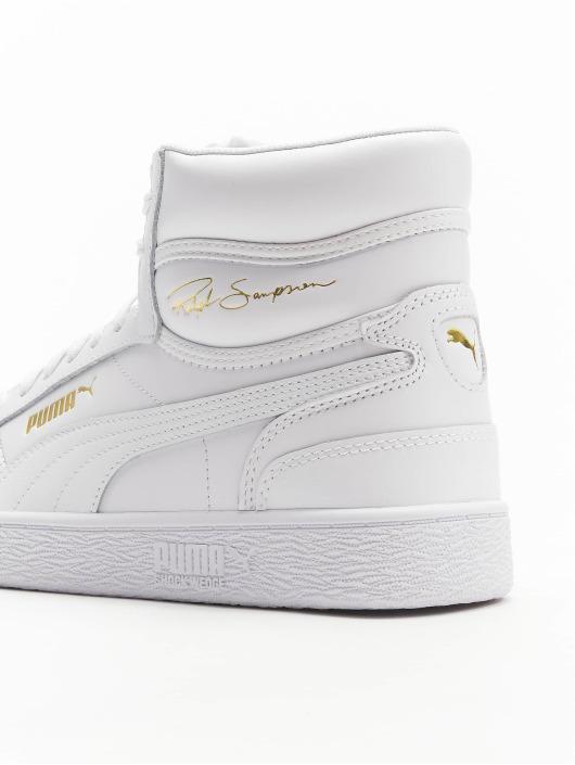 Puma Sneakers Sampson Mid white