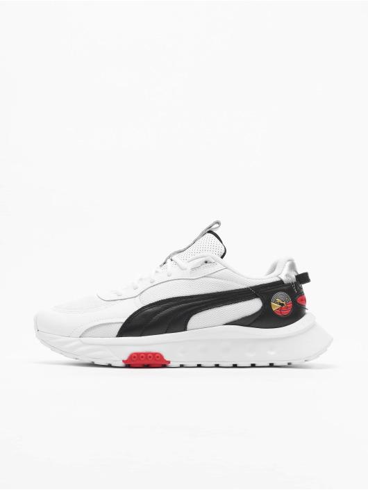 Puma Sneakers Wild Rider AS white