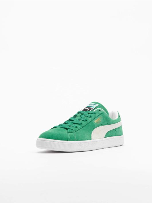 Puma Sneakers Suede Teams zelená