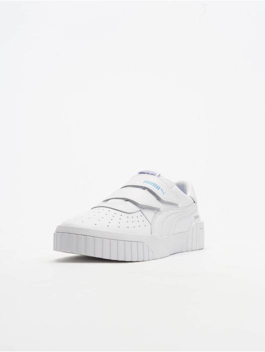 Puma Snejkry Cali Velcro X SG bílý