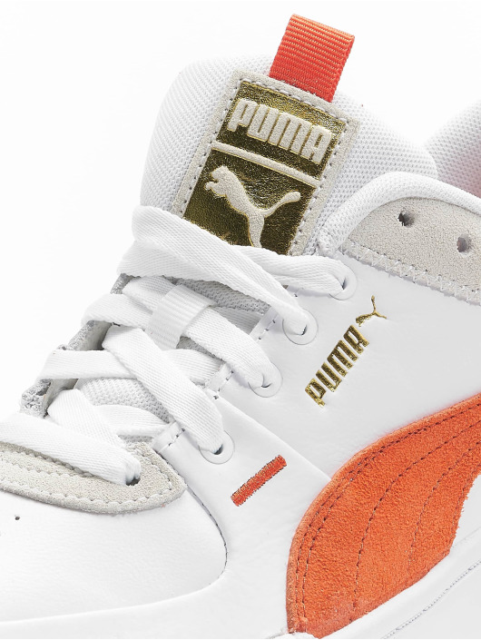 Puma Snejkry Cali Sport Mix bílý