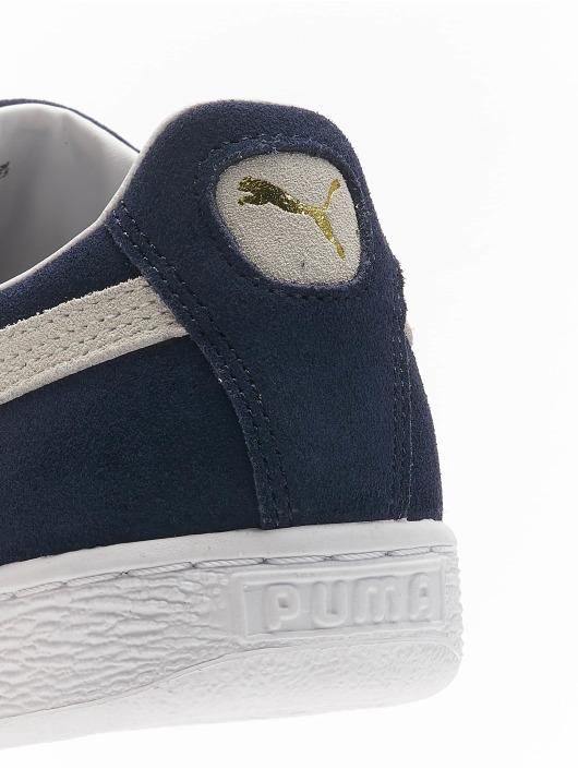 Puma Snejkry Suede Classic XXI modrý
