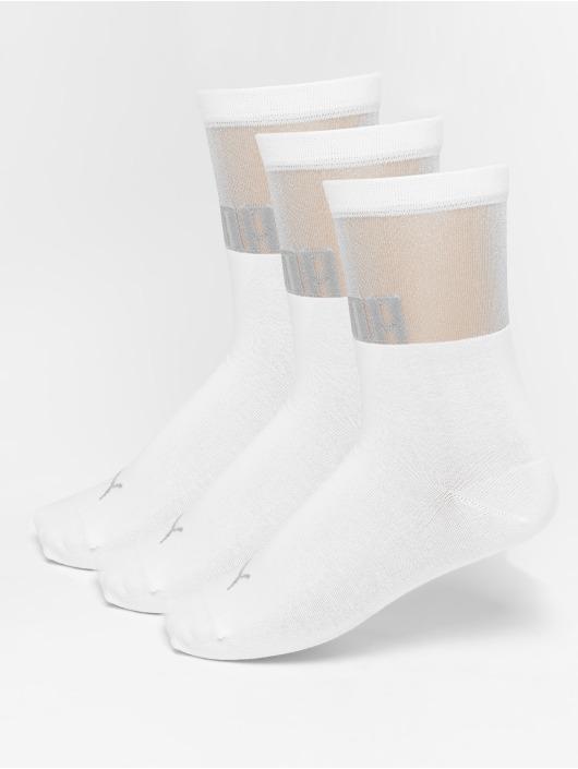 Puma Sokker Selena Gomez Transparancy Top hvit