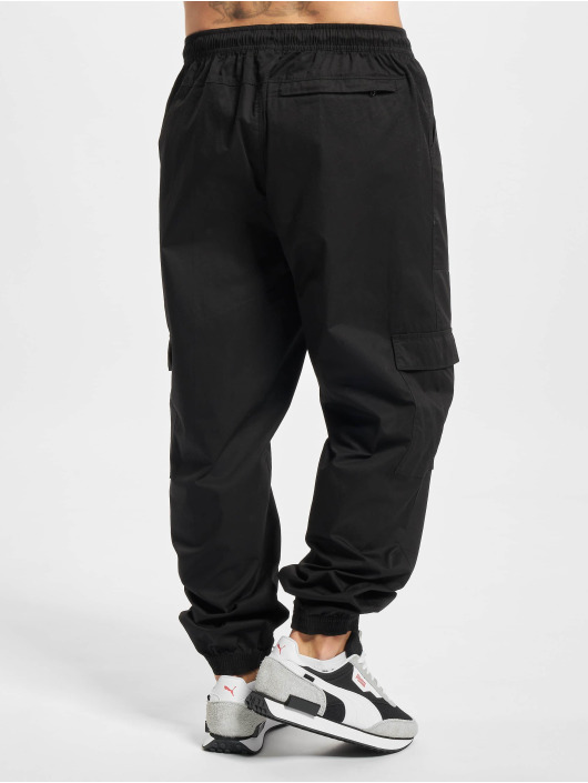 Puma Spodnie Chino/Cargo Woven czarny