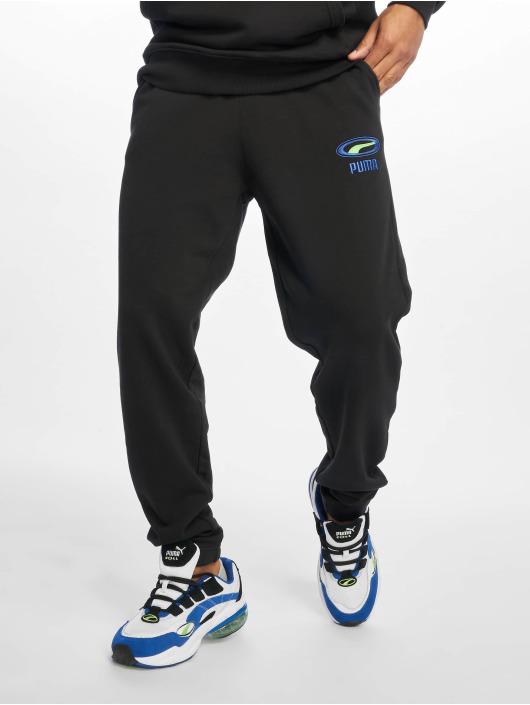 Puma Spodnie do joggingu OG Cuffed czarny