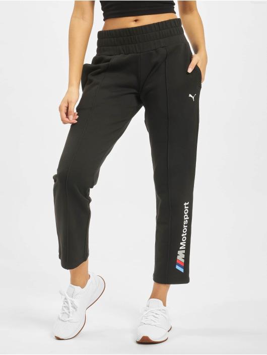 Puma Spodnie do joggingu BMW M Motorsport czarny