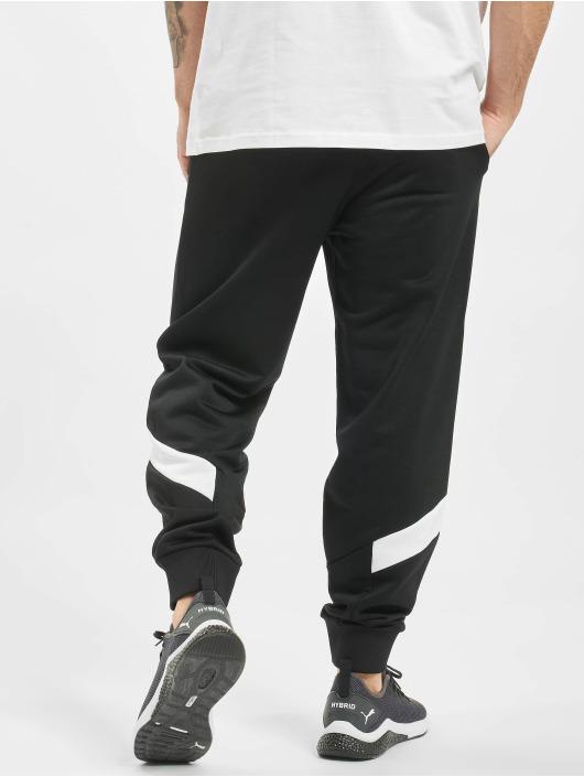 Puma Spodnie do joggingu Iconic MCS Cuff czarny