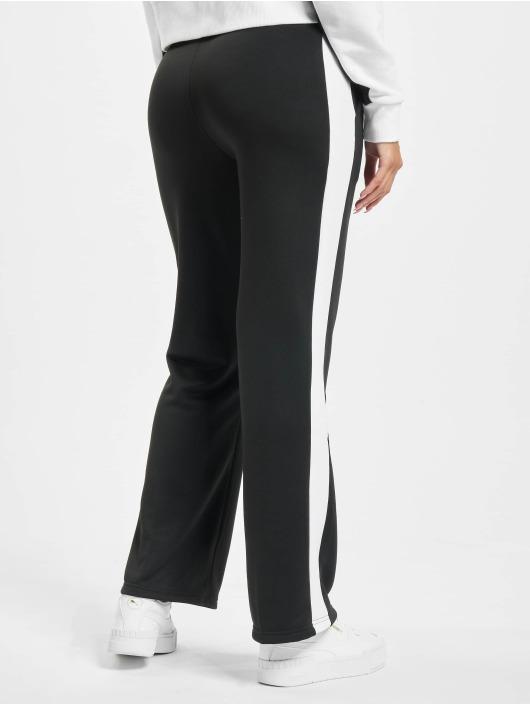 Puma Spodnie do joggingu Wide Leg czarny