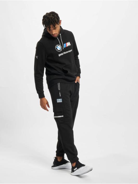 Puma Spodnie do joggingu BMW MMS Street czarny