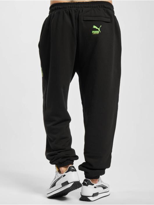 Puma Spodnie do joggingu Cruz czarny