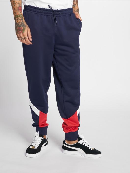 Puma Spodnie do joggingu Mcs niebieski