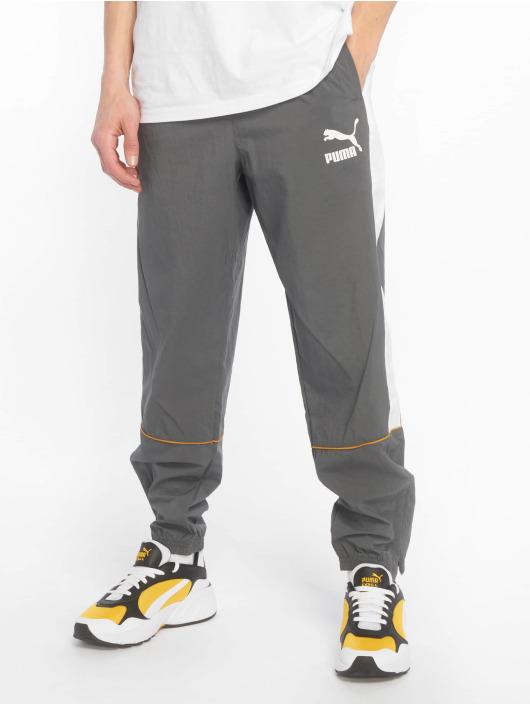 Puma Spodnie do joggingu Retro Woven szary