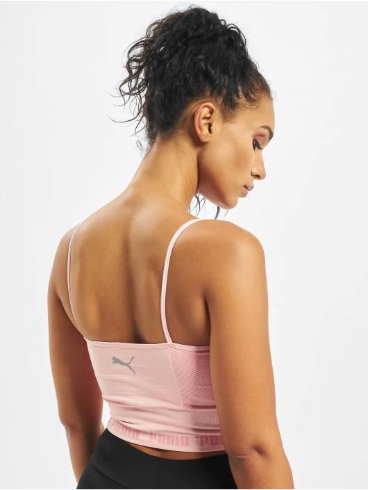 Puma Sport Shirts Evoknit rosa
