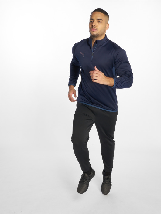 Puma Sportshirts ftblNXT 1/4 Zip modrá