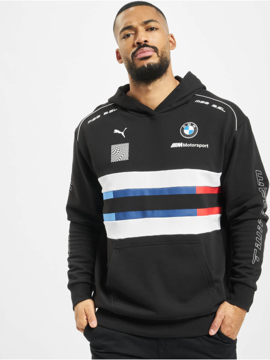 Puma Sudadera BMW MMS Street Midlayer Transition negro