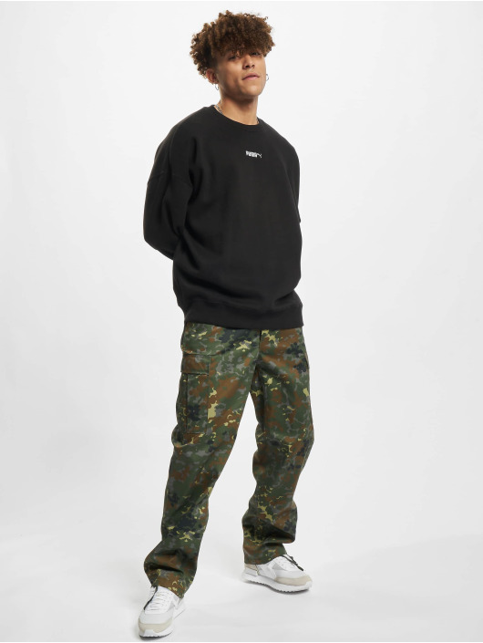 Puma Sweat & Pull Classics Oversized FL noir
