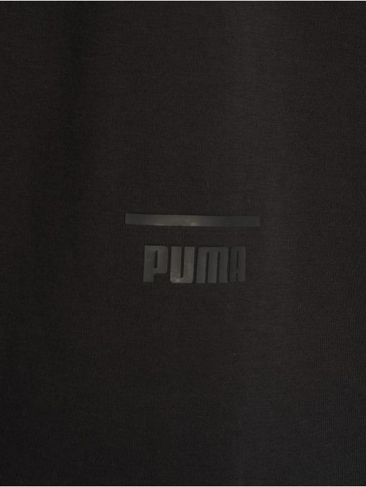Puma Sweat capuche zippé Pace Lab noir