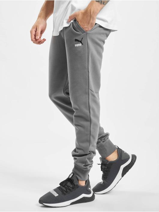 Puma Sweat Pant Classics Emb gray
