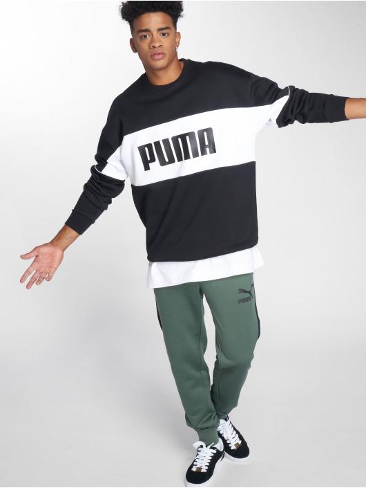 Puma Swetry Retro Dk czarny