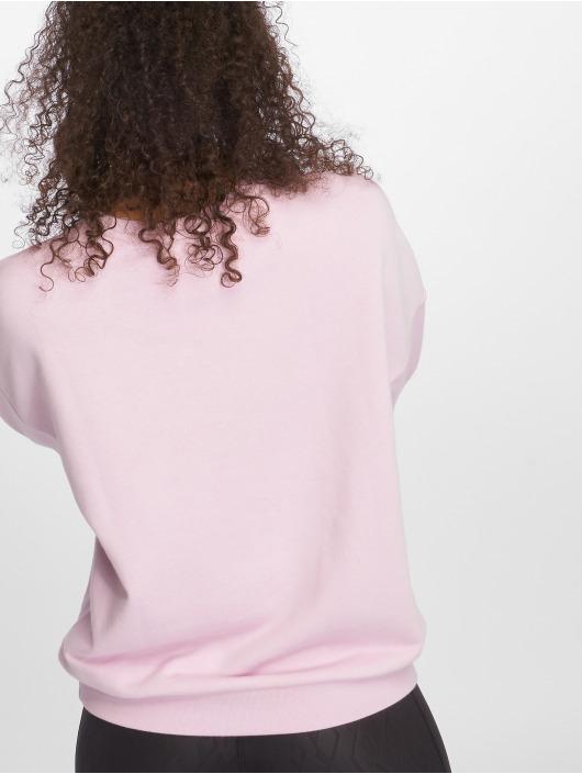 Puma Swetry Classics Logo fioletowy